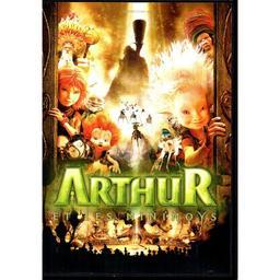 Arthur et les Minimoys. Arthur - 1. DVD / monteur Luc Besson, compositeur Eric Serra | Besson, Luc (1959-....). Monteur