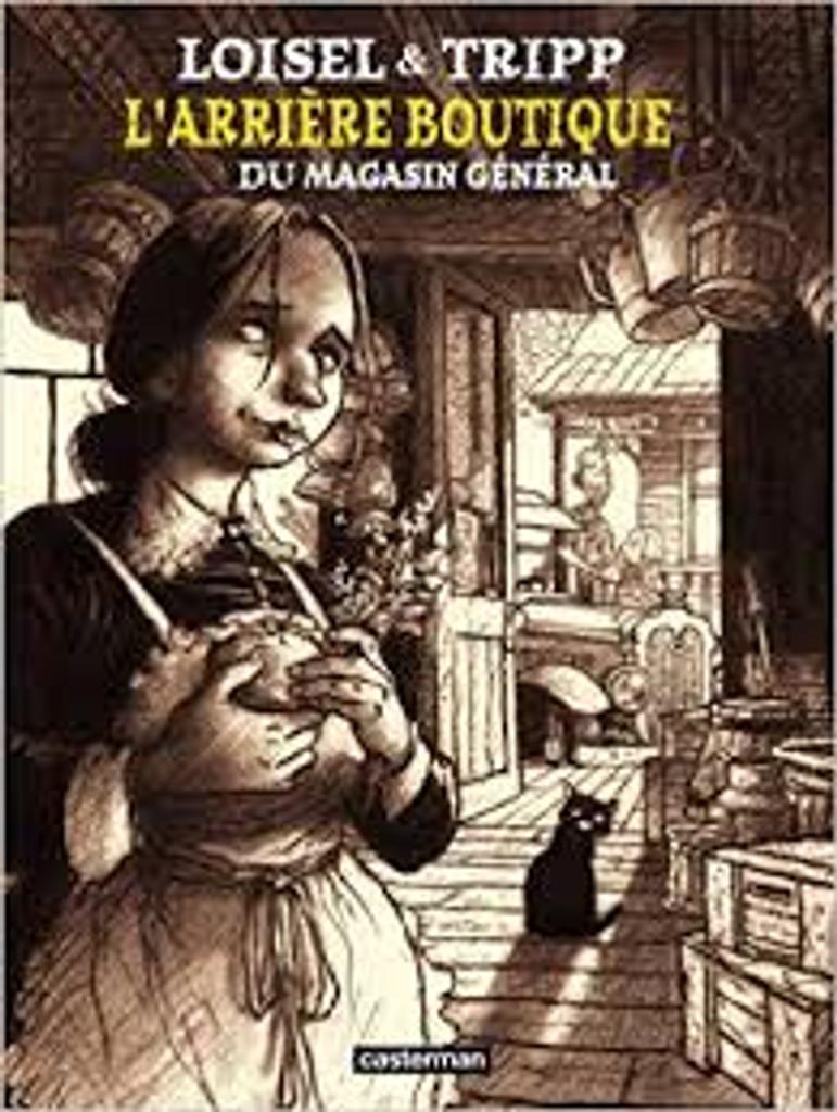 Marie. 1 / Régis Loisel, Jean-Louis Tripp |