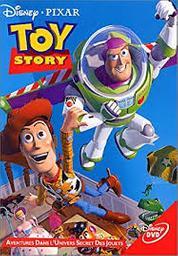 Toy story 1. DVD / Réalisé par John Lasseter | Lasseter, John. Monteur