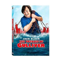 Les Voyages de Gulliver. DVD / Réalisé par Rob Letterman | Letterman, Rob. Monteur