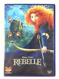 Rebelle : DVD / Mark Andrews, Brenda Chapman, réal. | Andrews, Mark. Monteur. Scénariste
