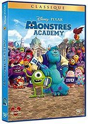 Monstres Academy. DVD / Dan Scanlon, réal.   Scanlon, Dan. Monteur. Scénariste