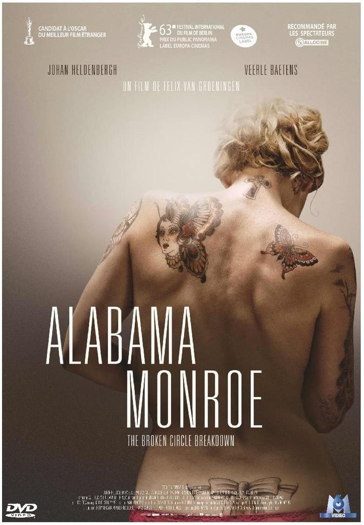 Alabama Monroe. DVD / Felix Van Groeningen, réal. |