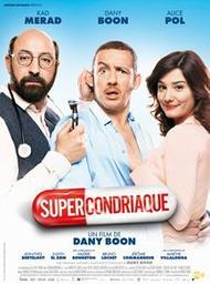 Supercondriaque. DVD / Dany Boon, réal.   Boon, Dany (1966-....). Monteur. Scénariste. Interprète