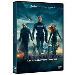 Captain America, le soldat de l'hiver. DVD / Anthony Russo, Joe Russo, réal. | Russo, Anthony. Monteur