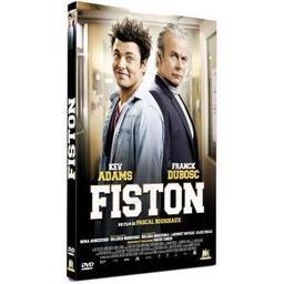 Fiston. DVD : Visuel provisoire / Pascal Bourdiaux, réal.   Bourdiaux, Pascal. Monteur