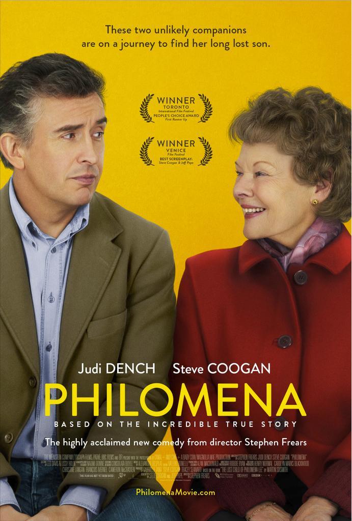 Philomena. DVD / Stephen Frears, réal.  