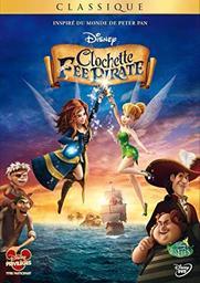 Clochette et la fée pirate. DVD / Peggy Holmes, réal. | Holmes, Peggy. Monteur