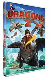 Dragons 2. DVD / Dean DeBlois, réal.   Deblois, Dean. Monteur. Scénariste