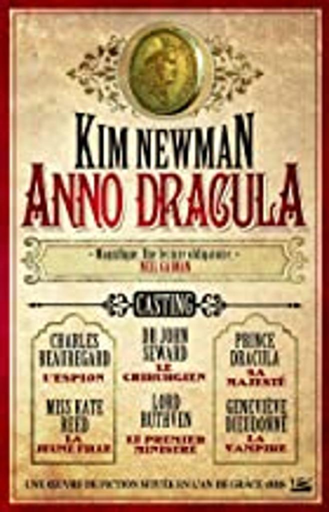 Anno Dracula / Kim Newman   Newman, Kim (1959-....). Auteur