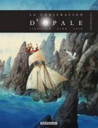 La Conjuration d'opale : l'intégrale / scénario Corbeyran et Hamm   Corbeyran, Eric. Scénariste