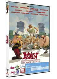 Astérix - Le Domaine des Dieux. DVD / Louis Clichy, Alexandre Astier, réal. | Clichy, Louis. Monteur