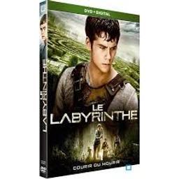 Labyrinthe (Le). DVD / Wes Ball, réal. | Ball, Wes. Monteur