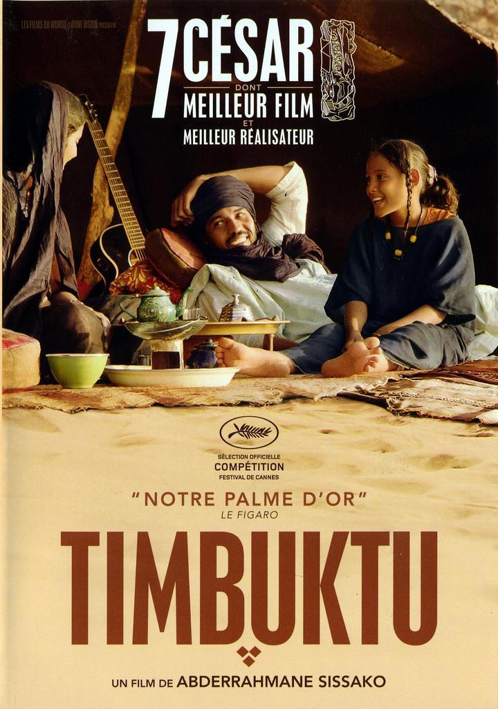 Timbuktu. DVD = Timbuktu / Abderrahmane Sissako, réal. |