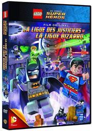 LEGO. La Ligue des justiciers. La Ligue Bizarro. DVD = LEGO DC Comics Super Heroes: Justice League vs. Bizarro League / Brandon Vietti, réal. | Vietti, Brandon. Monteur