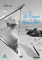 Les Vacances de Monsieur Hulot. DVD = Les Vacances de M. Hulot / Jacques Tati, réal. | Tati, Jacques (1907-1982). Monteur. Scénariste. Interprète