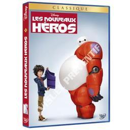 Les Nouveaux Héros. DVD = Big Hero 6 / Don Hall, Chris Williams (II), réal. | Hall, Don. Monteur