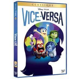 Vice Versa : DVD = Inside Out / Pete Docter, réal.   Docter, Pete. Monteur. Scénariste