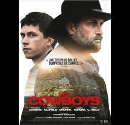 Les Cowboys. DVD / Thomas Bidegain, réal.   Bidegain, Thomas. Monteur. Scénariste