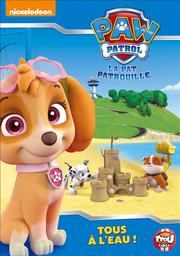 Pat' Patrouille. Tous à l'eau !. 8 = Paw Patrol. DVD |