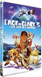 L'Age de glace - 5. Les Lois de l'univers. DVD : Les lois de l'univers = Ice Age: Collision Course / Mike Thurmeier, Galen T. Chu, réal. | Thurmeier, Mike. Monteur