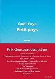 Petit pays / Gaël Faye | Faye, Gaël. Auteur