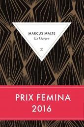 Le garçon / Marcus Malte | Malte, Marcus (1967-....). Auteur