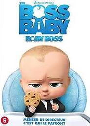 Baby Boss. DVD = The Boss Baby / Tom McGrath, réal. | McGrath, Tom. Metteur en scène ou réalisateur