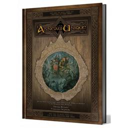 L'Anneau Unique, livre de base, Aventures dans les Terres sauvages / J.R.R Tolkien | Tolkien, John Ronald Reuel (1892-1973). Auteur