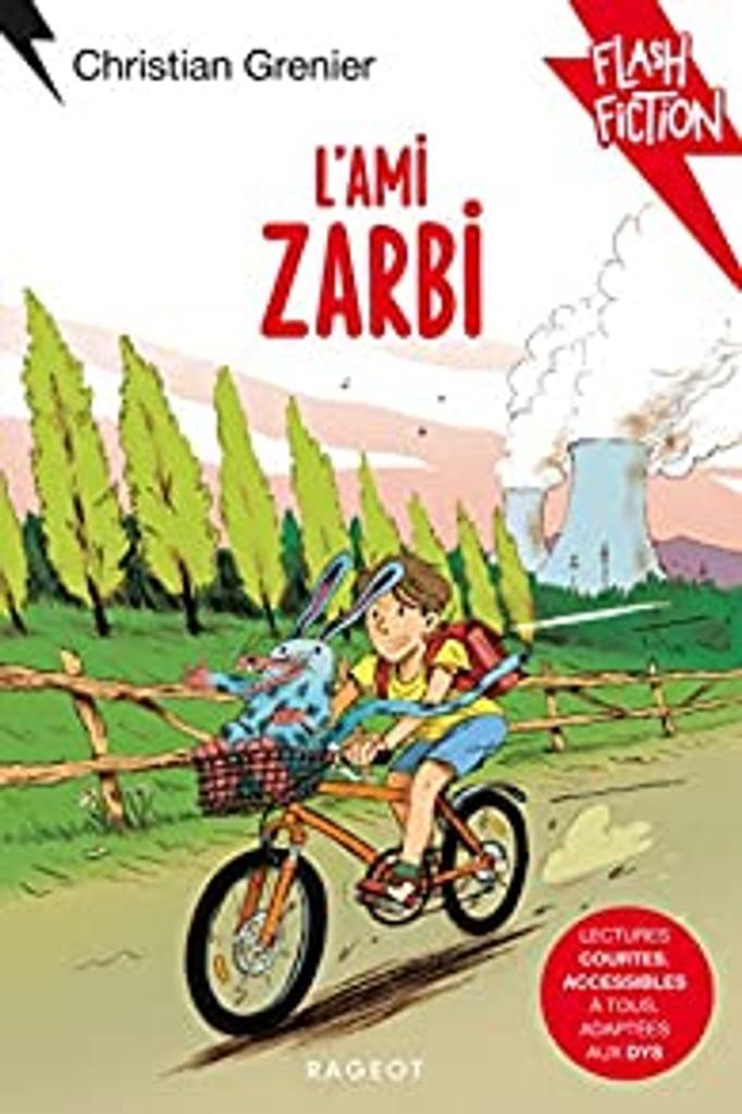 L' ami Zarbi / texte de Christian Grenier | Grenier, Christian (1945-....). Auteur