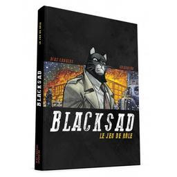Blacksad: Le jeu de rôle / Juan Diaz Canales, illustrateur Juanjo Guarnido   Díaz Canales, Juan (1972-....)