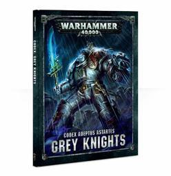 Warhammer 40000: Codex Adeptus Astartes GREY KNIGHTS / Games Workshop   Games Workshop