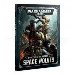 Warhammer 40000: Codex Adeptus Astartes SPACE WOLVES / Games Workshop   Games Workshop