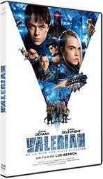 Valérian et la cité des Mille Planètes. DVD / Luc Besson, réal.   Besson, Luc (1959-....). Metteur en scène ou réalisateur. Scénariste