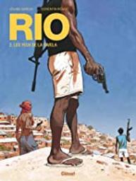 Les yeux de la favela. 2 / scénario Louise Garcia | Garcia, Louise. Auteur
