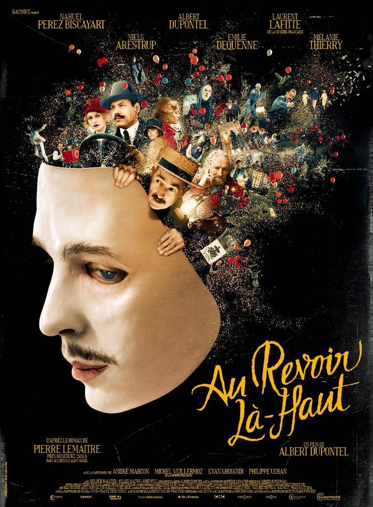 Au revoir là-haut . DVD / Albert Dupontel, réal.    Dupontel, Albert. Interprète