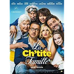 La Ch'tite famille . DVD / Dany Boon, réal.  |