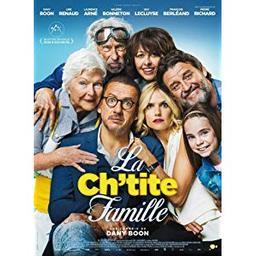 La Ch'tite famille . DVD / Dany Boon, réal.  | Boon , Dany . Interprète
