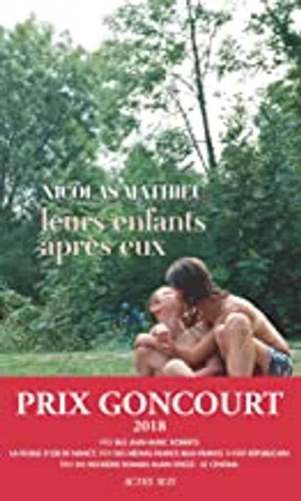 Leurs enfants après eux : roman / Nicolas Mathieu |