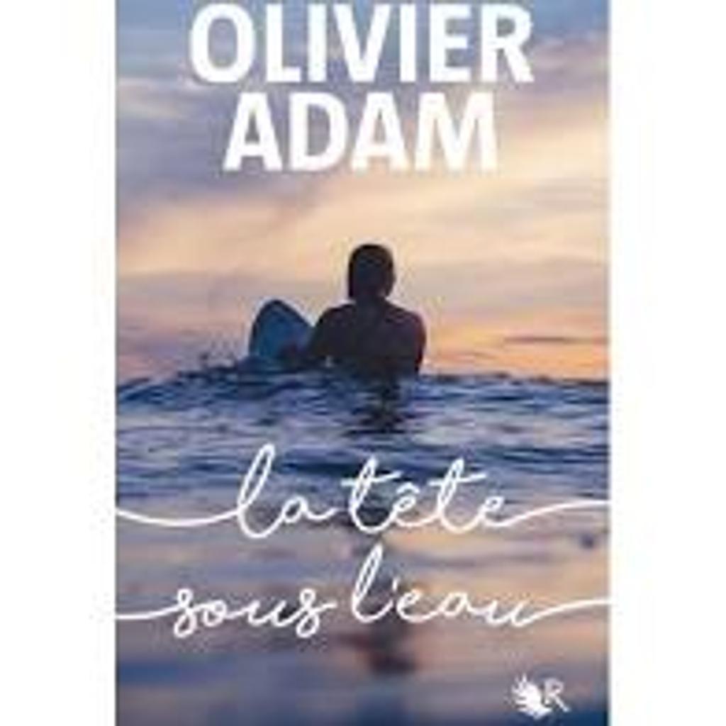 La tête sous l'eau : roman / Olivier Adam   Adam, Olivier (1974-....). Auteur