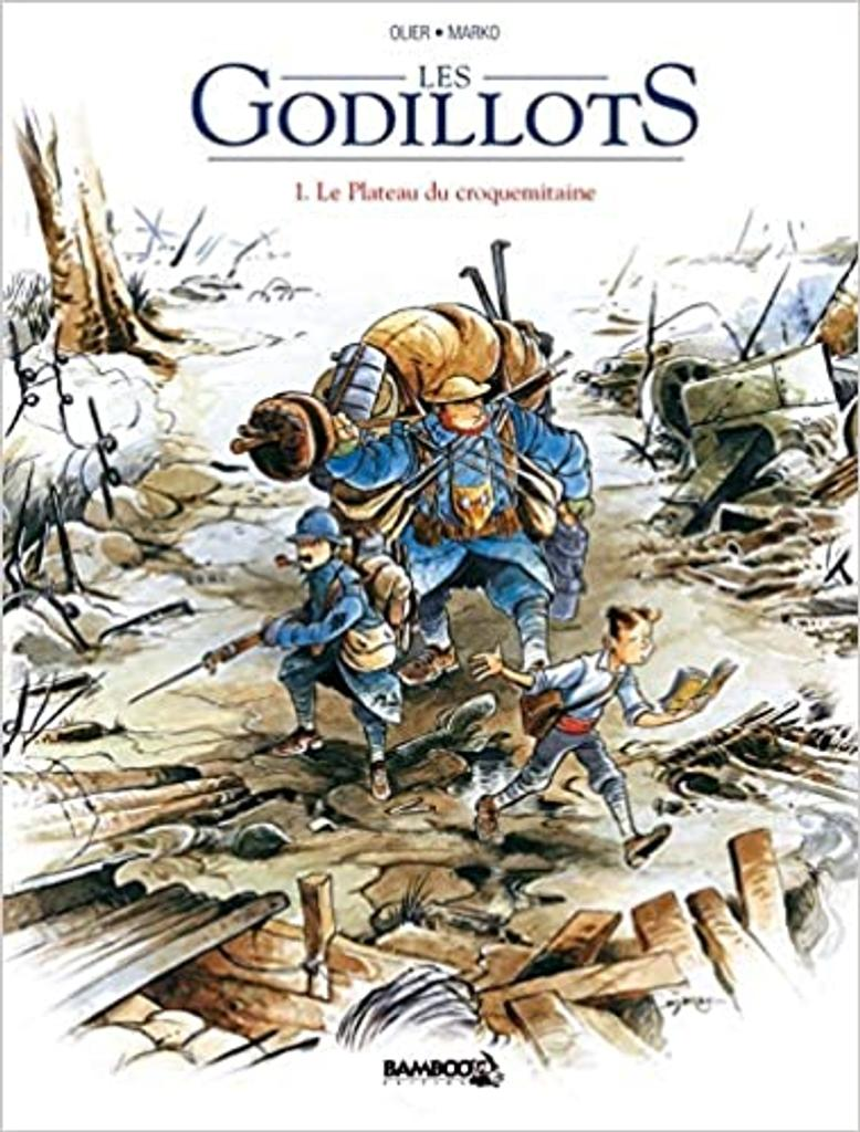 Le plateau du croquemitaine. 1 / Olier   Olier (1966-....). Auteur