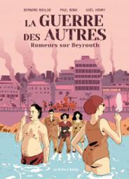 rumeurs sur Beyrouth. 1 / scénario Bernard Boulad | Boulad, Bernard. Auteur