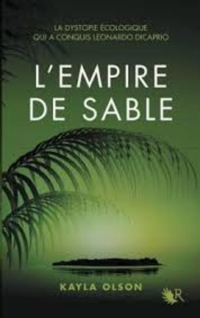 L' empire de sable / Kayla Olson   Olson, Kayla. Auteur