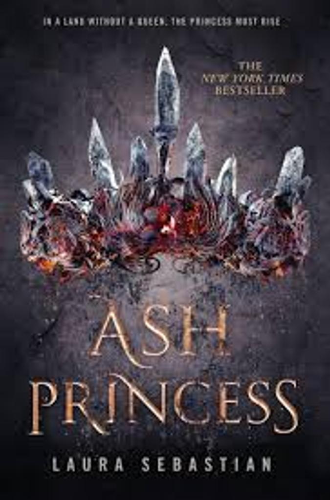 Ash princess / Laura Sebastian   Sebastian, Laura. Auteur