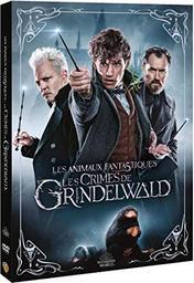 Animaux fantastiques - 2 (Les). Crimes de Grindelwald (Les). DVD / David Yates, réal.    Yates, David. Metteur en scène ou réalisateur