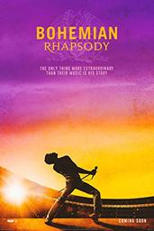 Bohemian Rhapsody . DVD / Bryan Singer, réal.  |