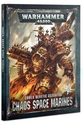 Warhammer 40000: Codex Heretic Astartes CHAOS SPACE MARINES / Games Workshop | Games Workshop