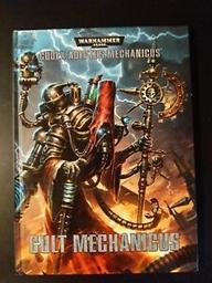 Warhammer 40000: Codex Adeptus MECHANICUS CULT MECHANICUS / Games Workshop | Games Workshop