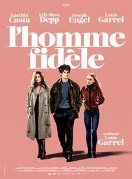 Homme fidèle (L'). DVD / Louis Garrel, réal.  | Garrel, Louis. Interprète
