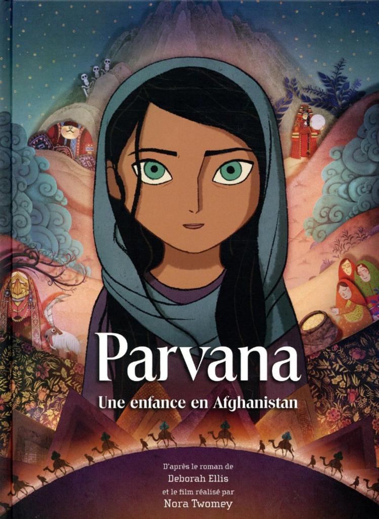 Parvana : une enfance en Afghanistan : la bande dessinée / d'après le roman de Deborah Ellis   Ellis, Deborah (1960-....). Antécédent bibliographique